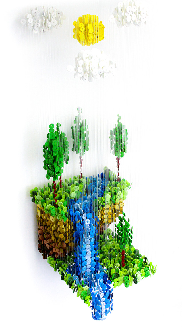 Pine Tree Landscape (2013)