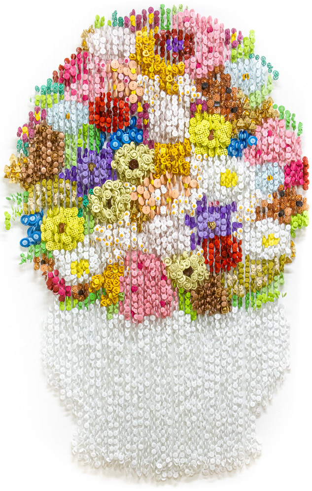 Vase With Flowers (2020)