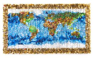 Mapa Mundial (2013)
