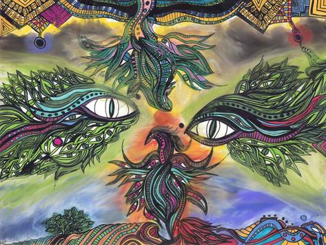 Dragon Eyes