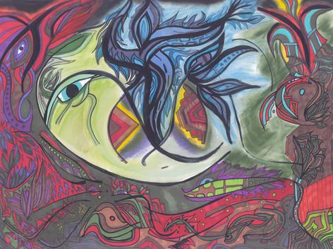 The Weeping Lotus Dancer