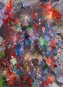 Cosmic Eruption