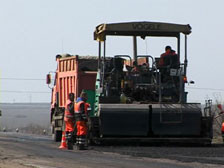 На трассе Сызрань - Саратов - Волгоград начинается плановый ремонт