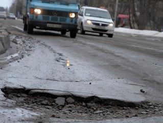 «Каспий» и Росавтодор обещают отремонтировать 157,4 км дорог Волгоградской области