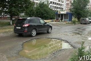 Для приведения дорог Волгограда в порядок не хватает 3 млрд рублей