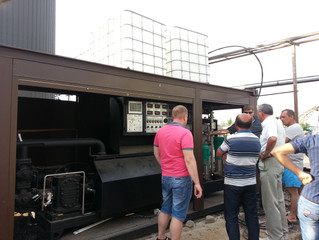Высокие технологии на дорогах Волгоградской области.