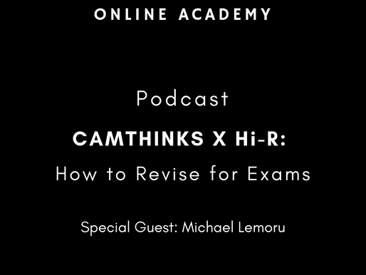Podcast: How to Revise for Exams