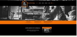 capture d'écran ramswebdesigner agence d