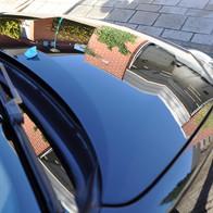 Motorkap Renault Twingo na polijsten