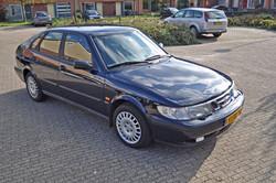 Onze Saab voor 800 euro