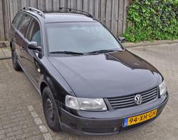 Testobject VW Passat