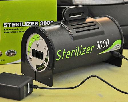 Sterilizer 3000 compacte ozongenerator.j