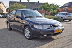 Mooie dagen met de Saab