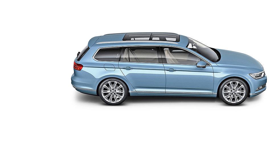 VW-passat-variant-zijkant-en-bovenzijde-
