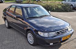 Project Saab 9-3 polijsten