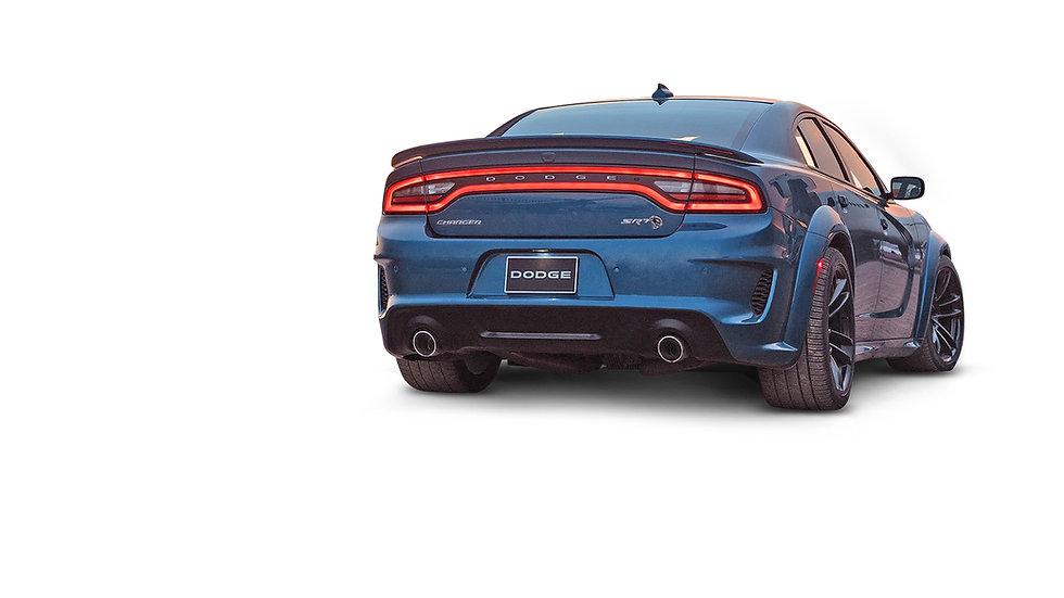 Dodge Charger widebody SRT achterkant la