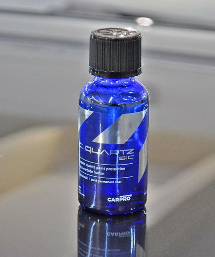 Flesje-carbide-fusion-SiC-coating-op-dak
