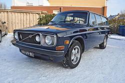 Volvo 145 gereanimeerd