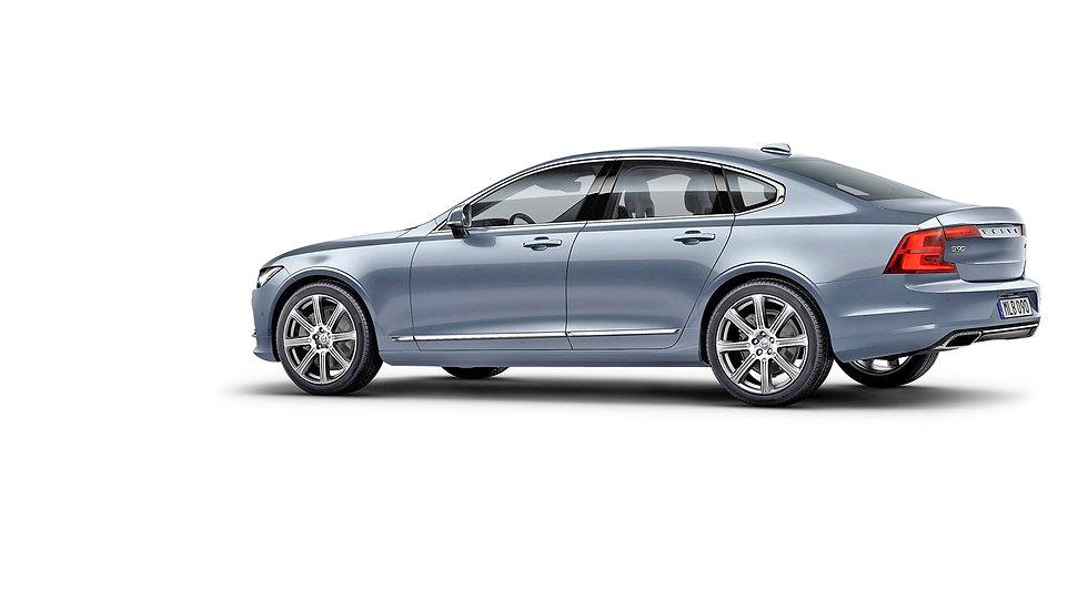 Volvo-S90-grijsblauw-zijkant-en-achterka
