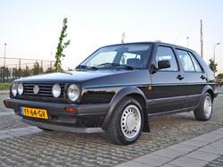 VW GOLF TYPE 2