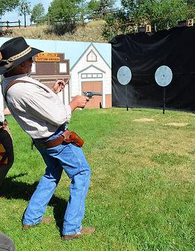 Rio Salado Vaqueros Cowboy Fast Draw