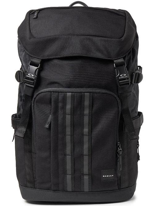 Oakley SI Blackout Reflective Utility Organizing Backpack