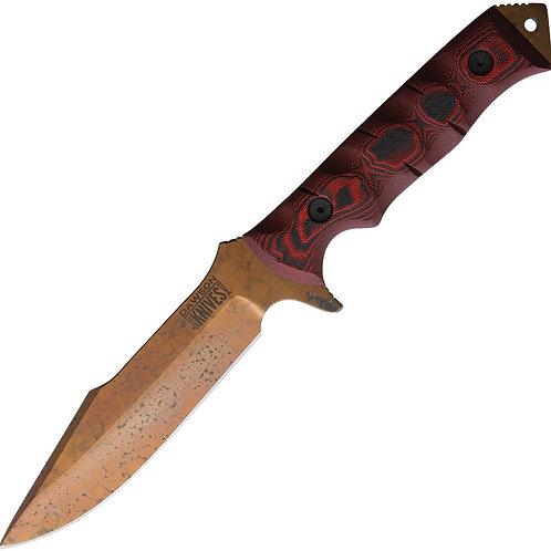 Dawson Knives Mojave 6 Red/Black