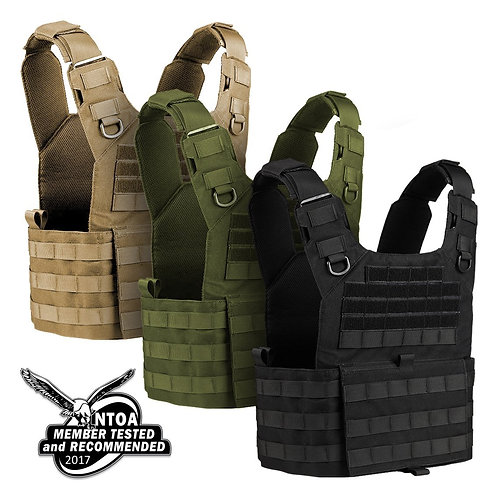 BAO Tactical Dynamic MOLLE Plate Carrier