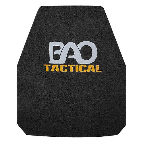 BAO Tactical Level IIIA P210 Series Threat Plate