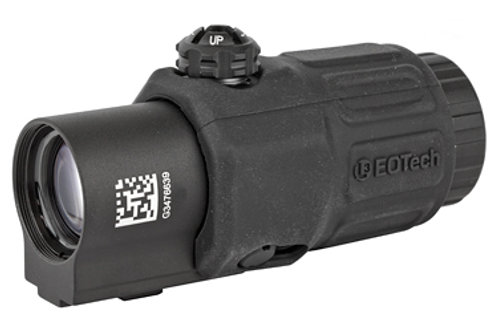 EOTech, Magnifier, 3X, QD Mount, Switch to Side, Black Finish