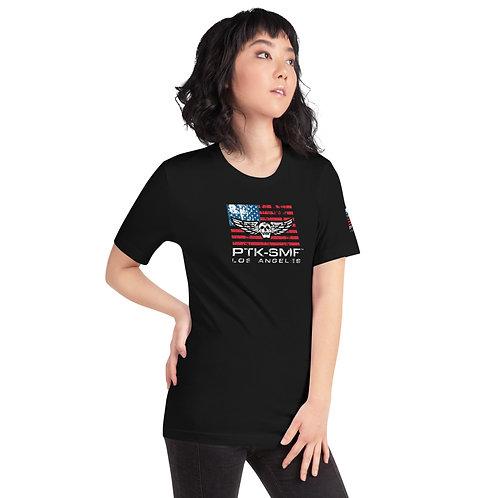 PTKSMFLA ALPHA-1 Short-Sleeve Unisex T-Shirt