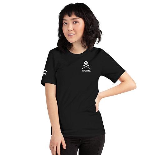 PTKSMFLA Raider Trainer Short-Sleeve Unisex T-Shirt