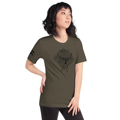 PTKSMFLA MORI BLACKOUT Short-Sleeve Unisex T-Shirt
