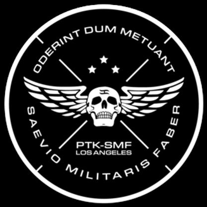 """PTKSMFLA ODM Sticker 3"""""""