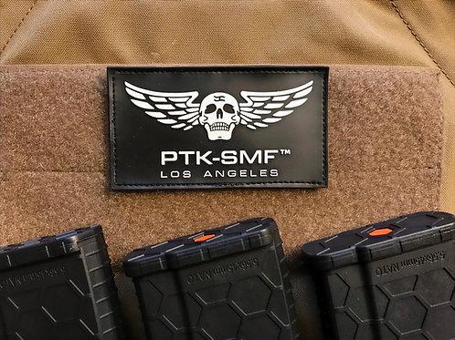 PTK-SMF LOS ANGELES PVC PATCH