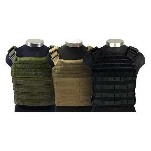 BAO Tactical Standard Molle Plate Carrier