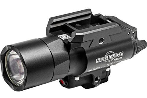SUREFIRE X400U-A BLK 600LM-LED W/LSR