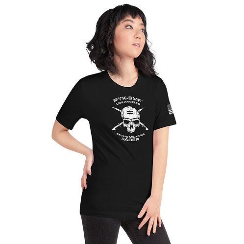 PTKSMFLA PIRATE Short-Sleeve Unisex T-Shirt