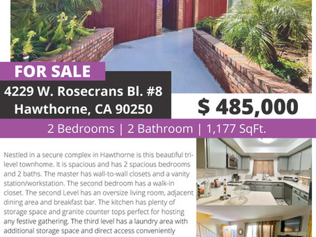 4229 W. Rosecrans Blvd. #8