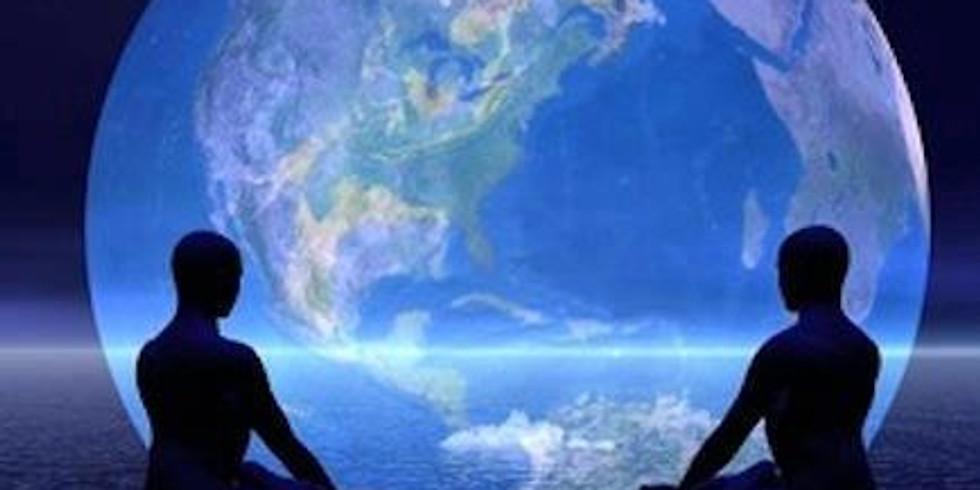 NEW MOON Meditation on Sunday at 5pm, PST