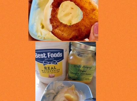 Calamansi Fruit Butter Dipping Sauce