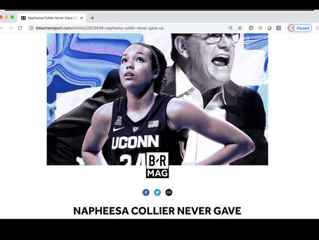 Napheesa Collier Never Gave Up