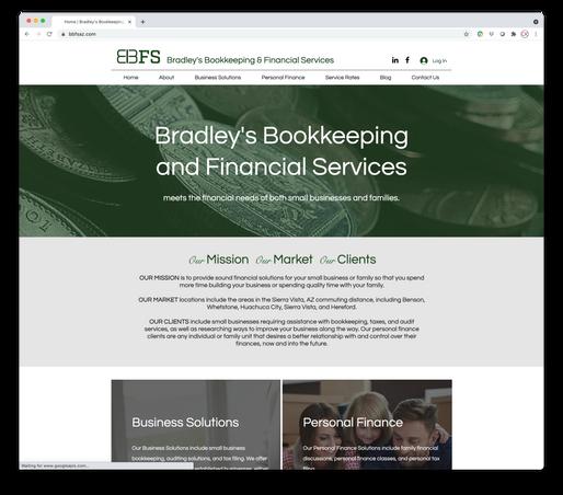 Bradley Bookkeeping & Financial Svcs