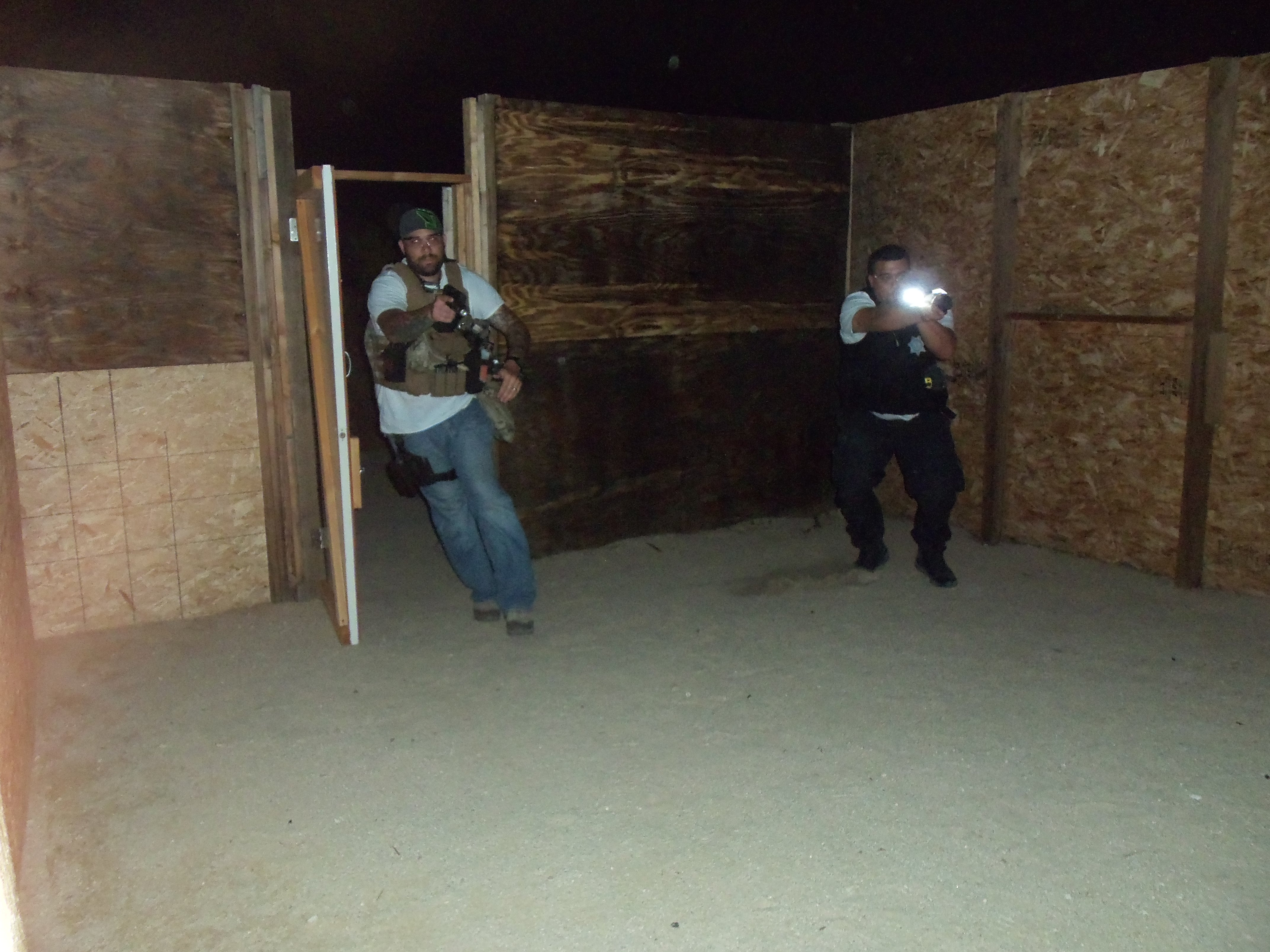 High-Risk Warrant Service Operations
