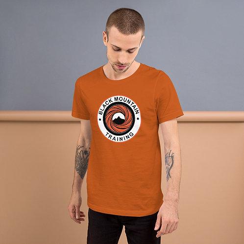 BMT Short-Sleeve Unisex T-Shirt: Orange
