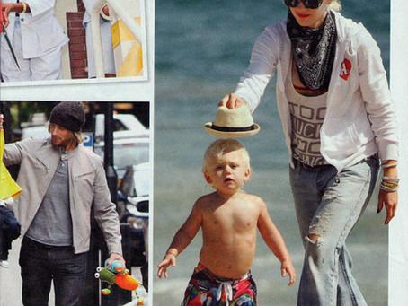 Gwen Stefani's Son
