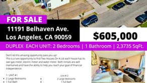 11191 Belhaven Ave DUPLEX