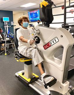 Premium Seat Total Body Exerciser