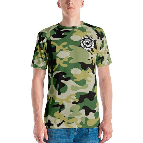 BMT Men's T-shirt: Classic Camo