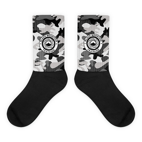 BMT Black Camo Socks
